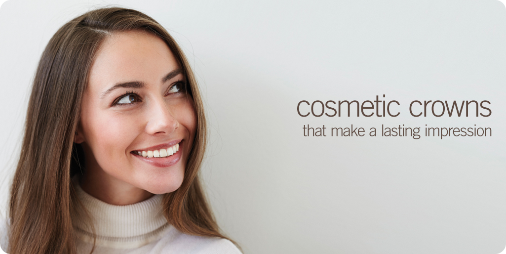 Cosmetic crowns that make a lasting impression