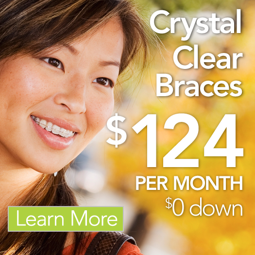 Crystal Clear Braces Financing Offer